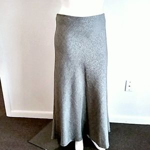 Ashley Stewart Tweed Maxi Skirt Size 18W